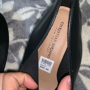 Christian Siriano Shoes - Super unique shoes! Never worn!